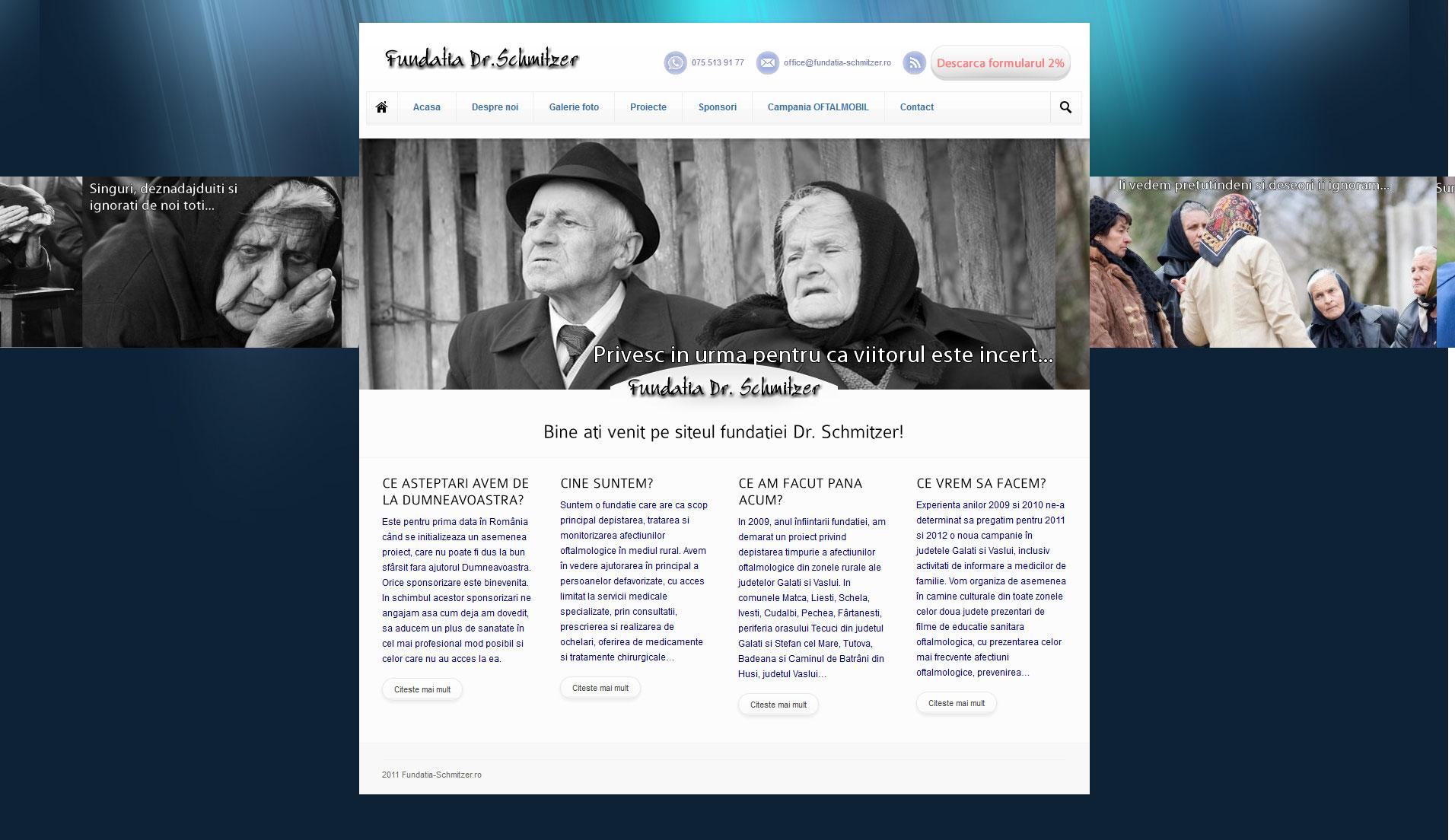 Site- ul de prezentare